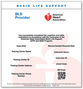 bls certification los angeles